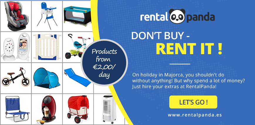 Holiday Rental Products Mallorca