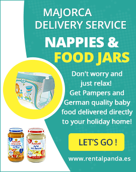 Mallorca Nappies Delivery Service