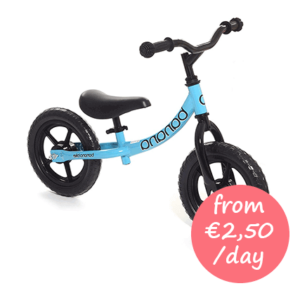 Rent Balance Bike Majorca