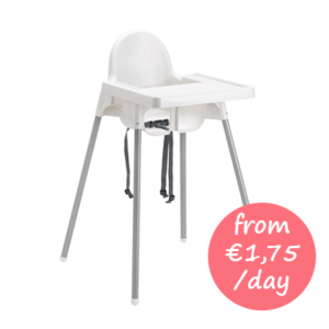 Rent IKEA highchair Majorca