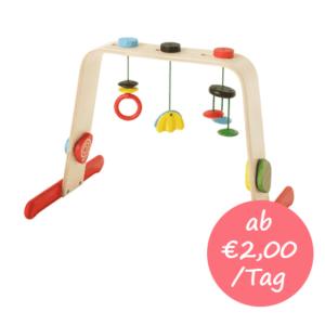 Spielbogen für Babys mieten auf Mallorca