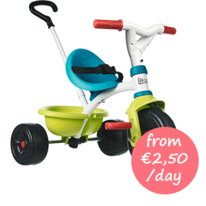 Hire baby tricycle Majorca