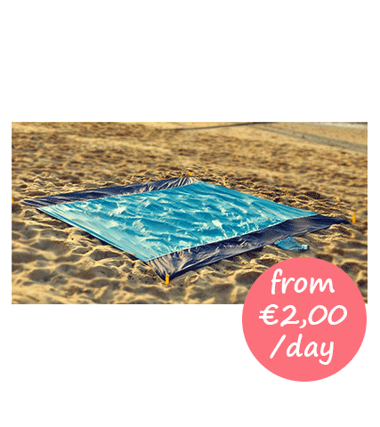 Hire beach blanket Mallorca