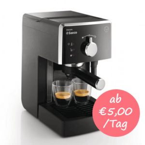 Espressomaschine mieten Mallorca