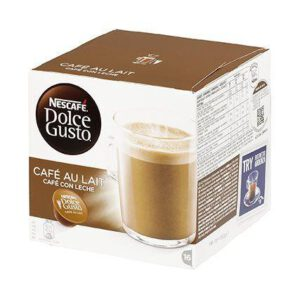 Cafe con leche Dolce Gusto Kapseln