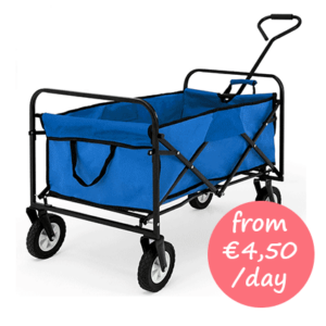 Rent a trolley cart Majorca