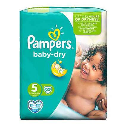 pampers mallorca