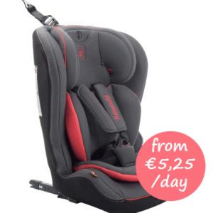 Hire Isofix car seat Majorca