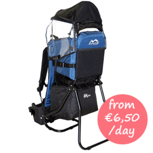 Backpack Carrier Hire Mallorca