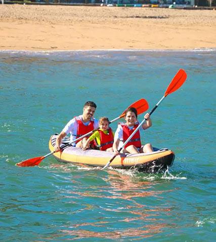 Kayak zur Miete Mallorca